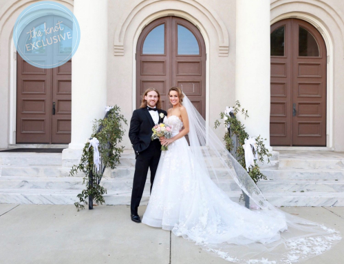 Exclusive: Miss America Betty Cantrell Marries in Traditional Greek Orthodox Wedding—With a Rustic Barn Twist