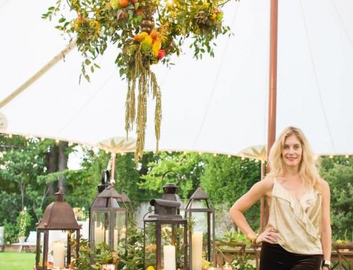 Designer Spotlight: Floral Designer Mary Pinson