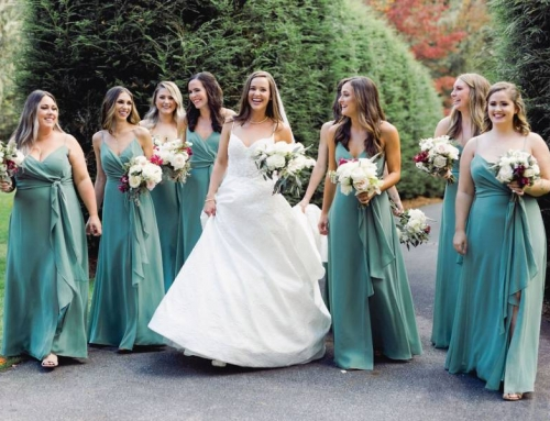 Mary Pinson featured on Magnolia Rouge: Legacy Fall Wedding at Old Edwards Inn